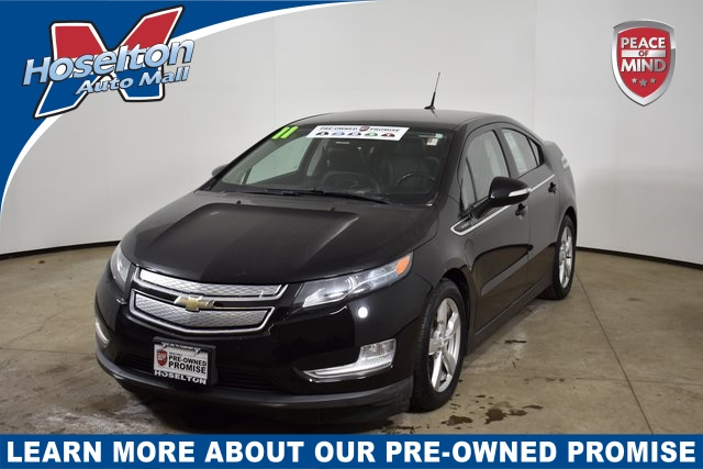 Pre-Owned 2011 Chevrolet Volt