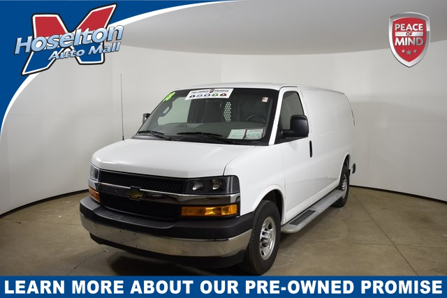9a4c05edc2 Pre-Owned 2018 Chevrolet Express 2500 Work Van 3D Cargo Van in East ...