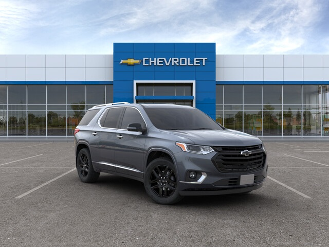 2019 Chevrolet Traverse: Design, Specs, Price >> New 2019 Chevrolet Traverse Premier With Navigation Awd