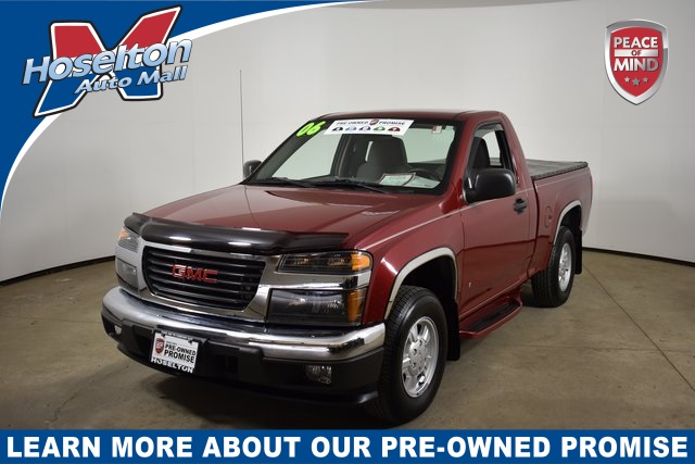 Pre-Owned 2006 GMC Canyon SL