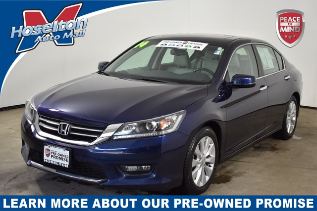 Pre Owned 2014 Honda Accord EX L
