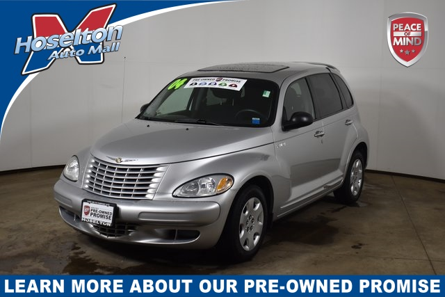 Pre-Owned 2004 Chrysler PT Cruiser Base