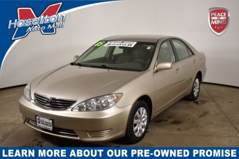 Pre-Owned 2005 Toyota Camry LE