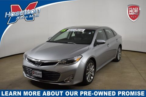 Pre-Owned 2015 Toyota Avalon XLE