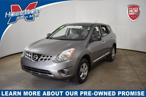 Pre-Owned 2012 Nissan Rogue