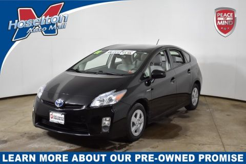 Pre-Owned 2011 Toyota Prius Three