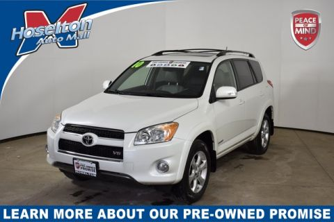 Pre-Owned 2010 Toyota RAV4 Limited