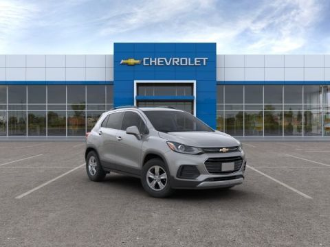 New 2019 Chevrolet Trax LT