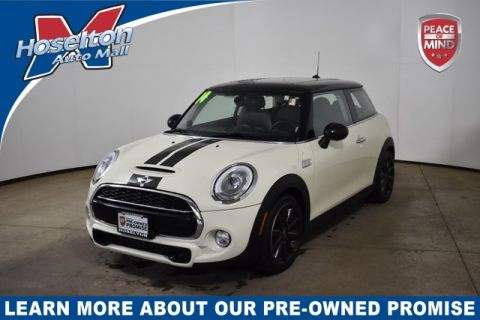 Pre-Owned 2014 MINI Cooper S